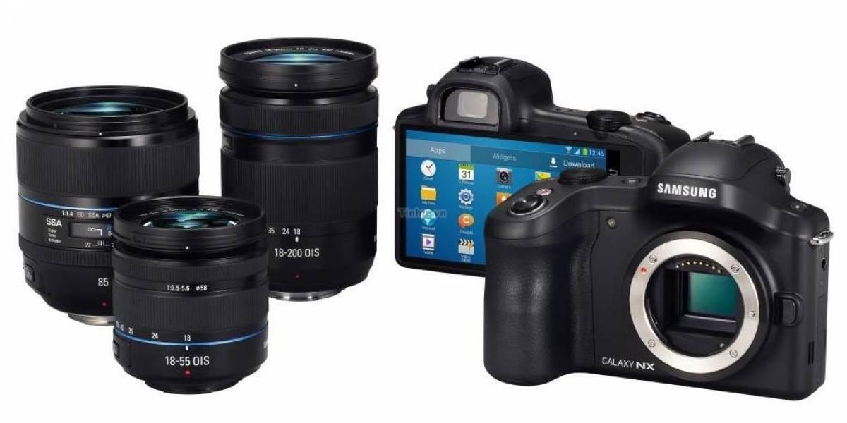 El futuro de tu cámara es Android