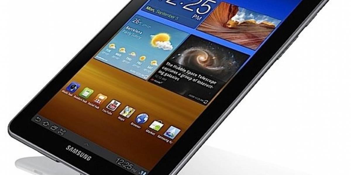 IFA 2011: Samsung esconde su Tab 7.7