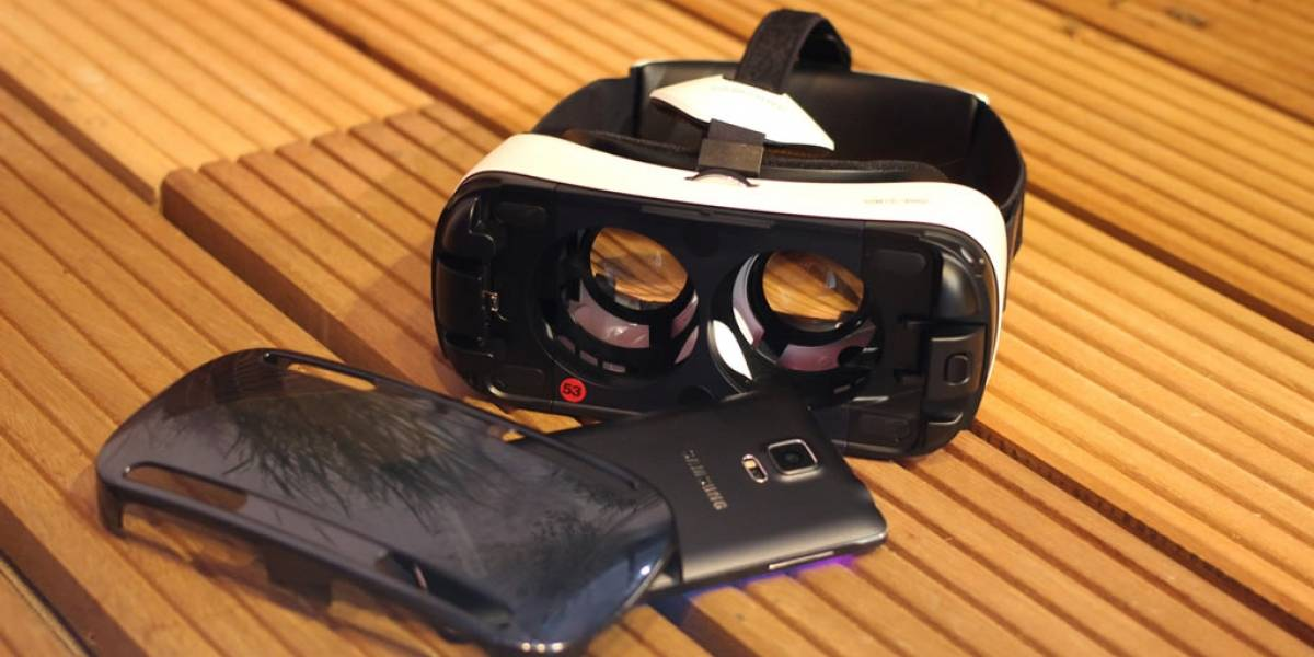 Samsung Gear VR costará USD $200