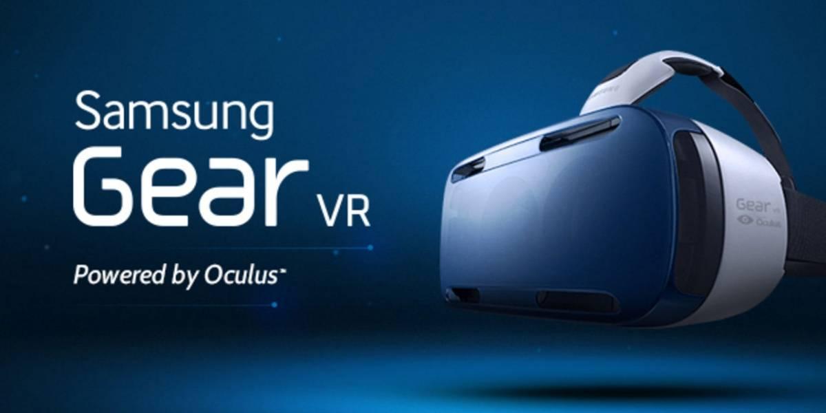 Samsung Gear VR ya se puede comprar en línea