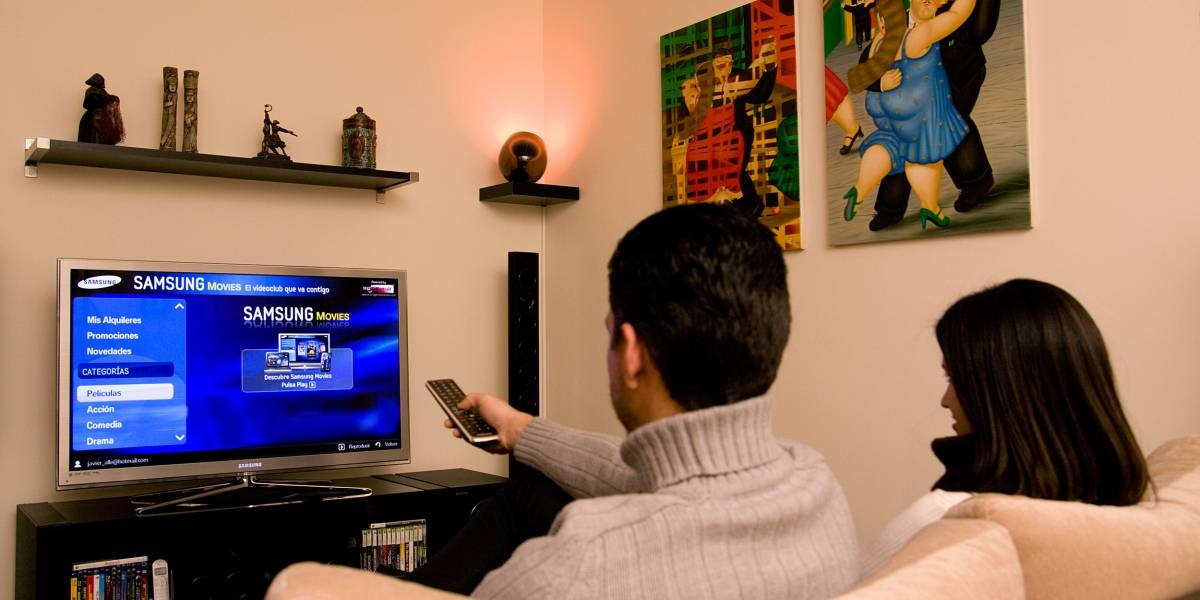 España: Samsung presenta un videoclub exclusivo para sus dispositivos