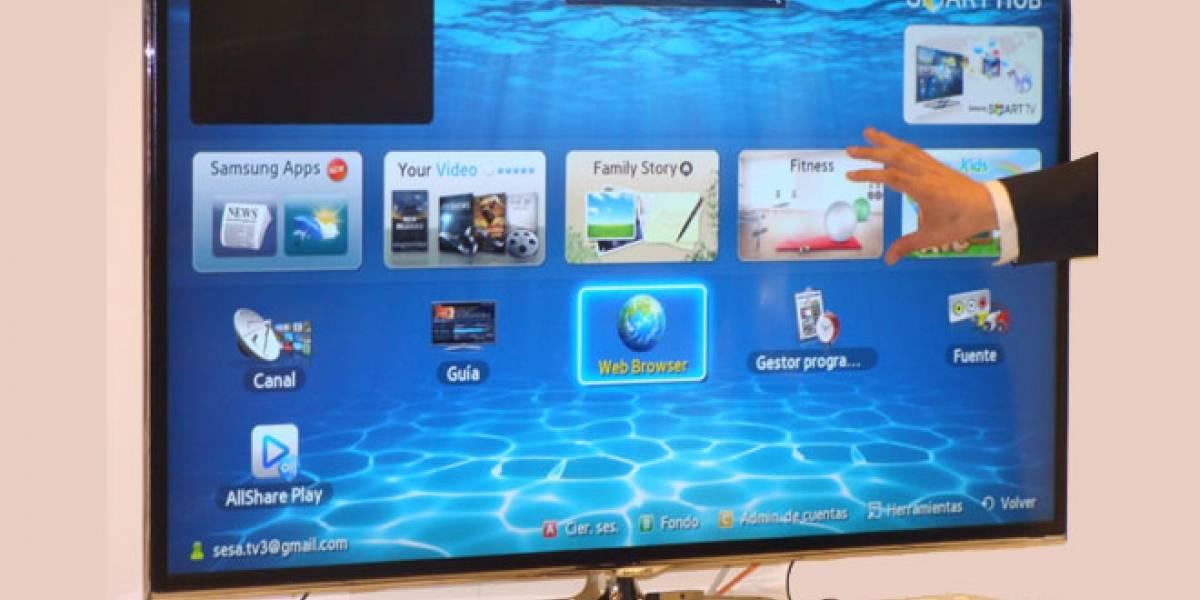 Las Smart TV de Samsung agregan publicidad en las películas de sus usuarios