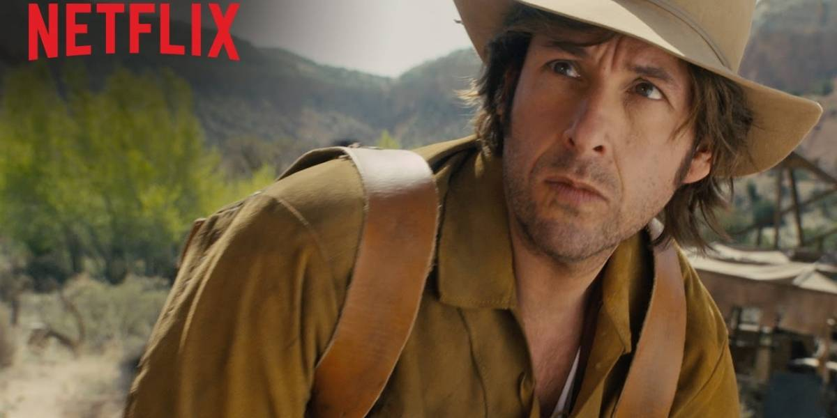 Primer tráiler de The Ridiculous Six, la nueva película de Netflix
