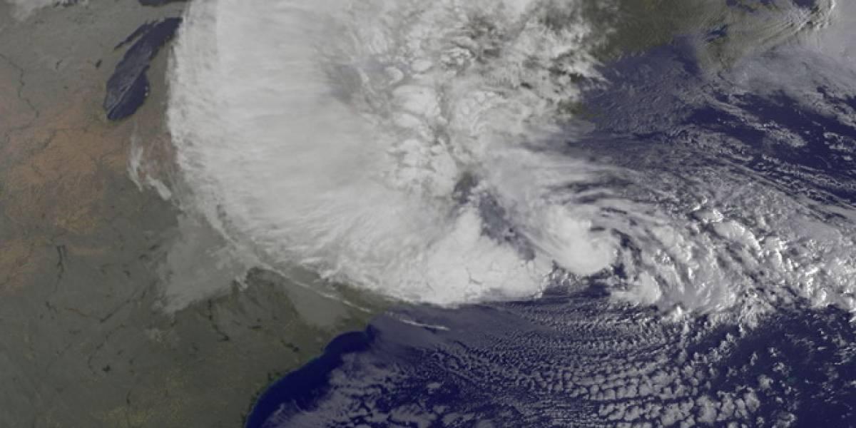 Los estragos que provocó el huracán Sandy