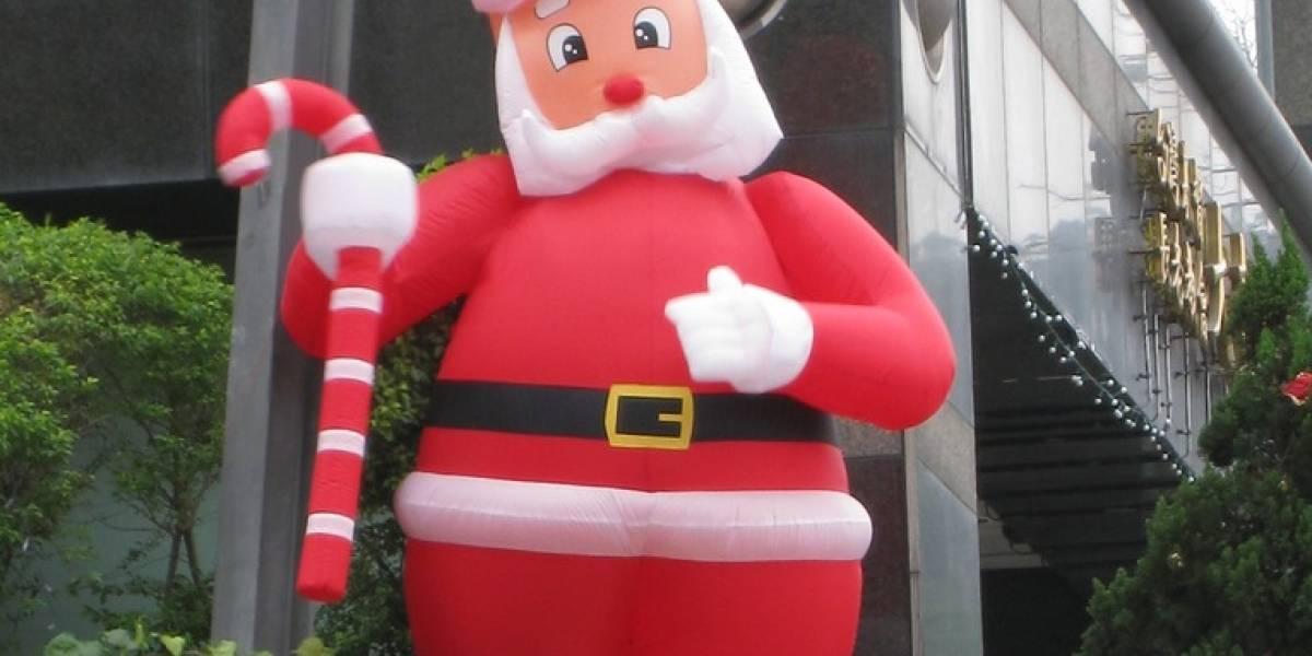 Cinco Santa Claus anti-tradicionales para Navidad