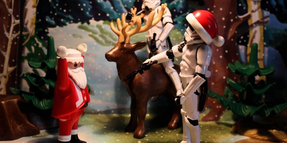 ¡FayerWayer te desea feliz Navidad!