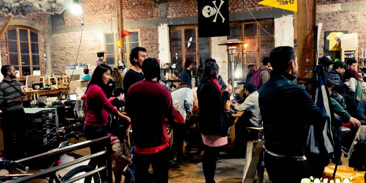 Stgo MakerSpace tendrá día abierto el 7 de octubre