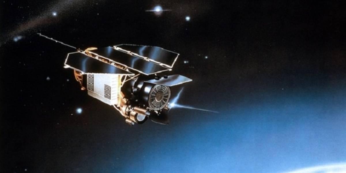 El satélite ROSAT cayó a la Tierra... Pero nadie sabe dónde está