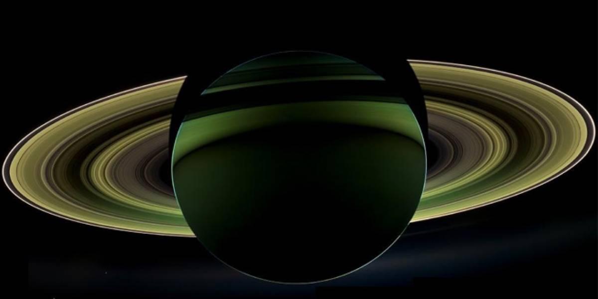 Imperdible: El lado oscuro de Saturno