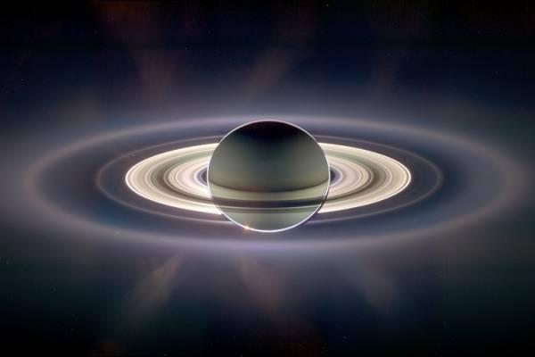 Resultado de imagen de saturno foto real