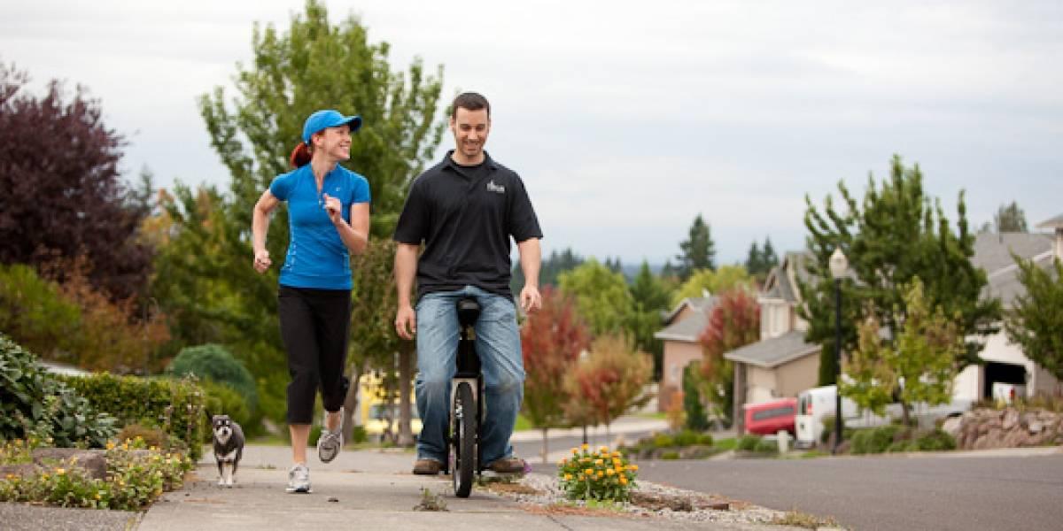 Anuncian versión 2.0 del self-balancing unicycle