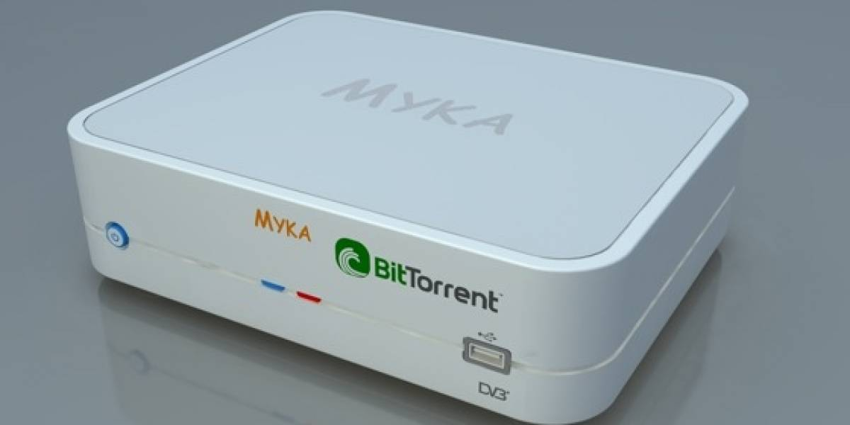 TorrentTV: Myka + BitTorrent