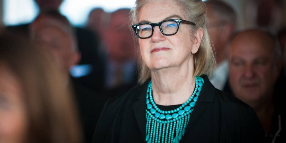 Twitter elige a su primera directora, la ex CEO de Pearson Marjorie Scardino