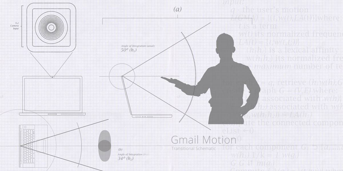 Gmail Motion, controla tu correo vía webcam