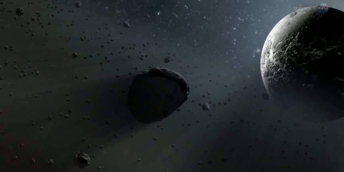 Plutón y Caronte podrían ser un sistema binario