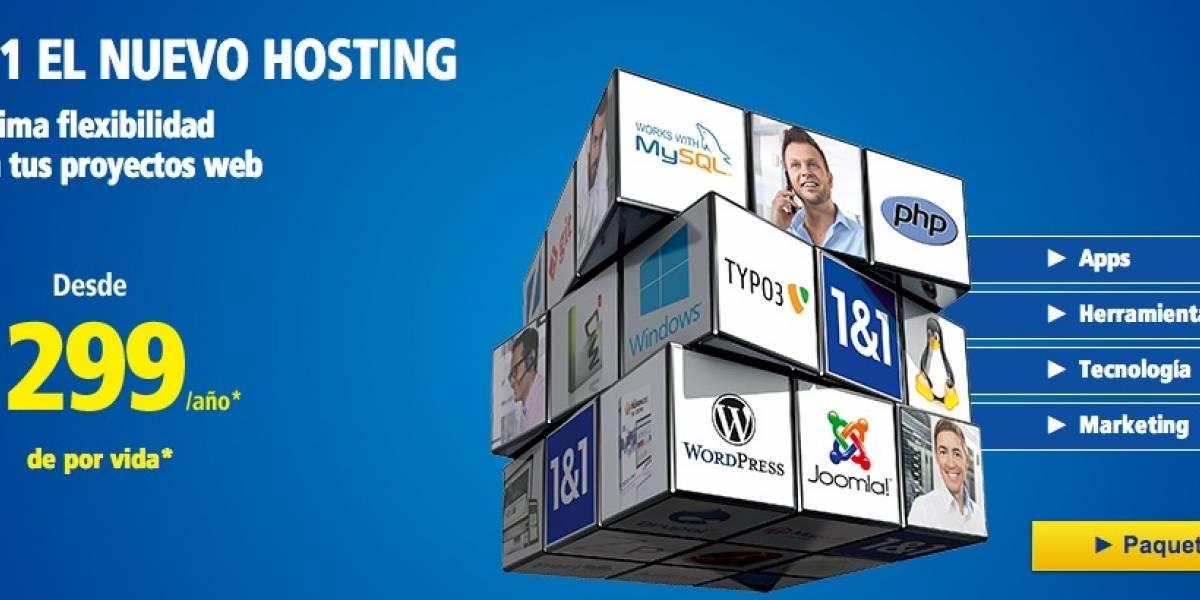 Saca el máximo provecho de tu página web con 1&1 Internet