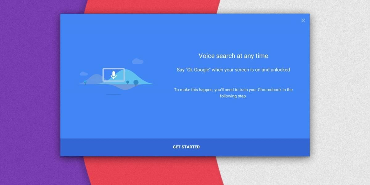 OK Google ya se puede habilitar en Chrome OS