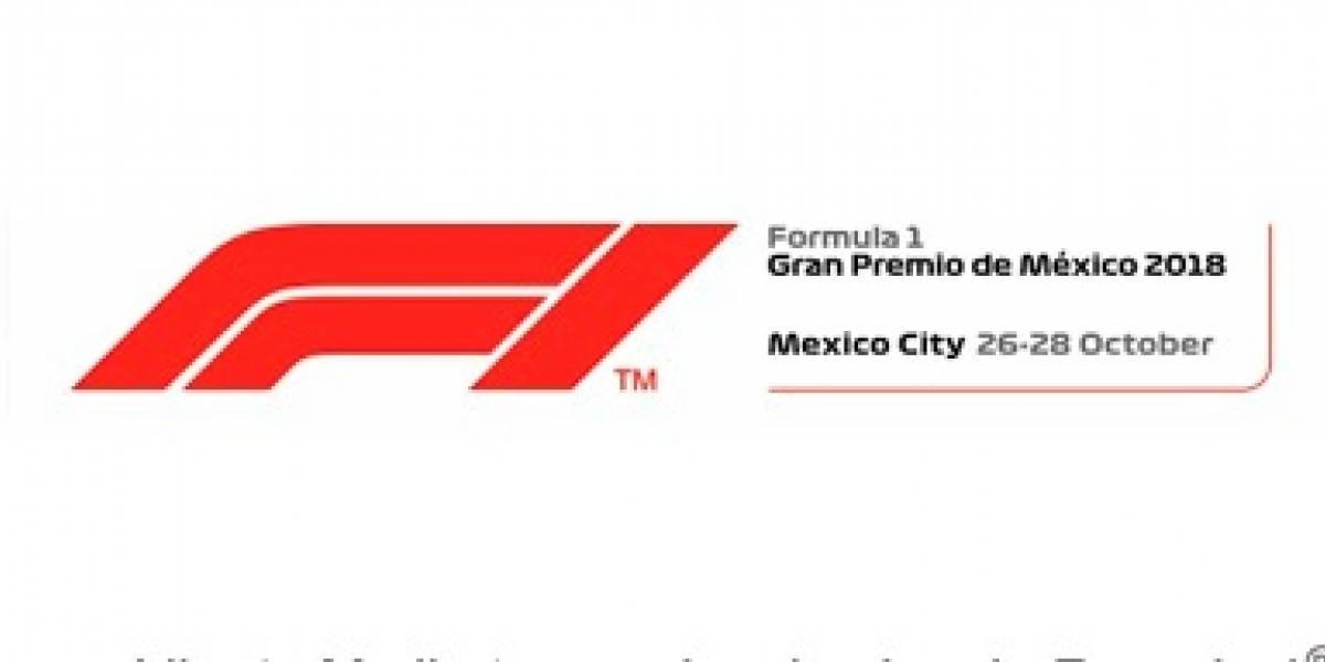 Dan a conocer le nuevo logo del Gran Premio de México de F1