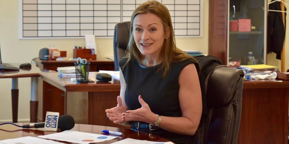 Julia Keleher asegura solo faltó el 8 % de los maestros