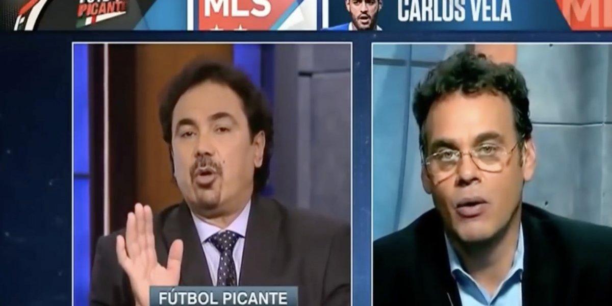 VIDEO: Hugo Sánchez explota contra Faitelson por tema Vela