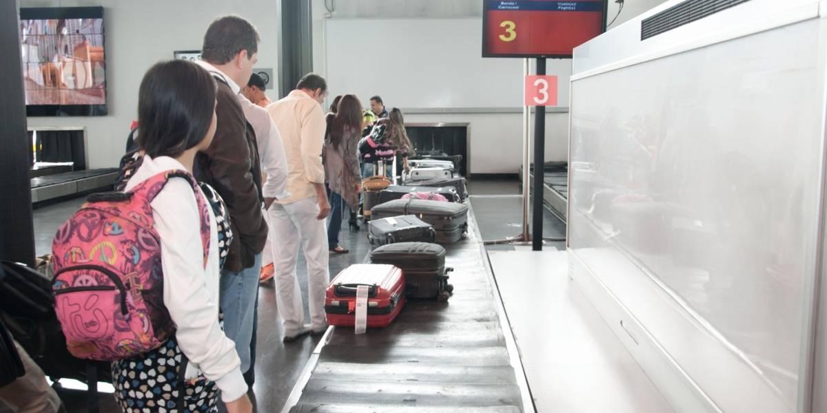 Aerolínea implanta sistema de monitoreo de equipajes en tiempo real