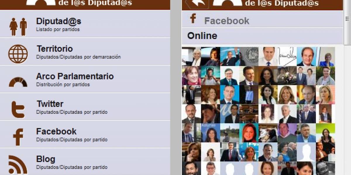 Parlamento 2.0: Sigue lo que hacen los diputados y senadores españoles en las redes sociales