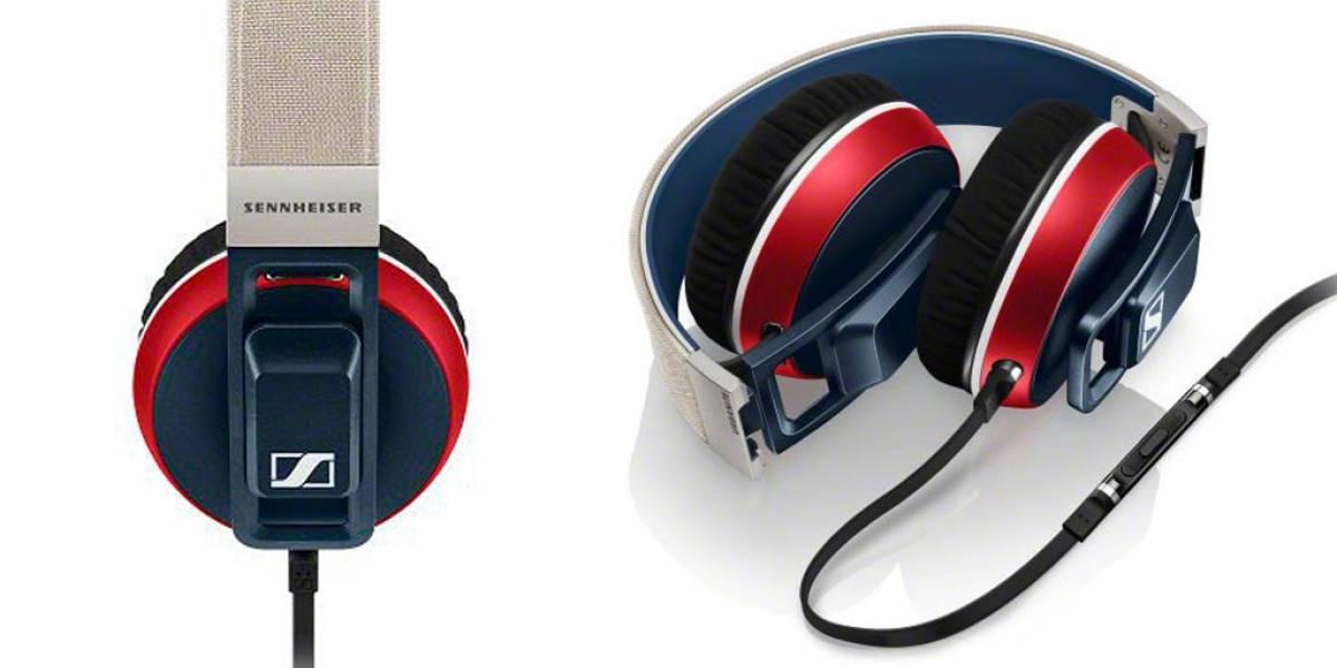Sennheiser lanza sus auriculares Urbanite para competir con Beats