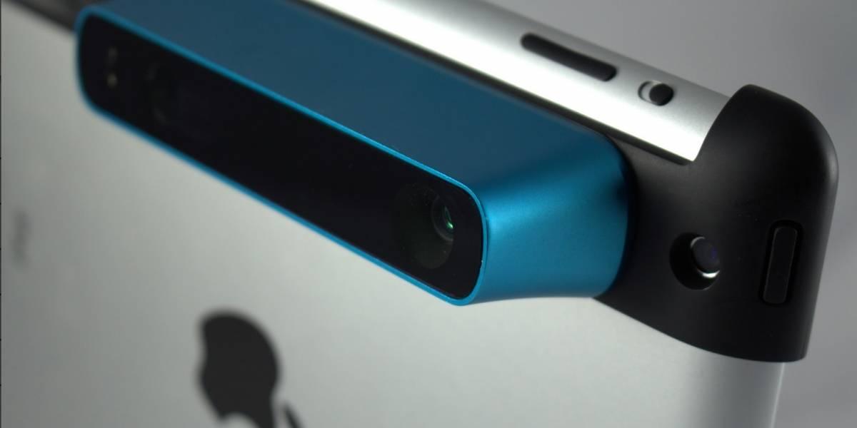 Structure Sensor quiere convertir tu iPad en un Kinect por USD$349
