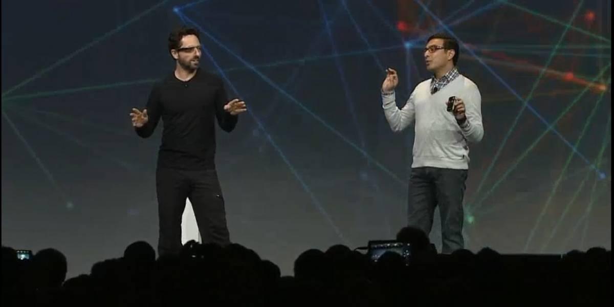 Revive la increíble presentación de Project Glass en Google I/O
