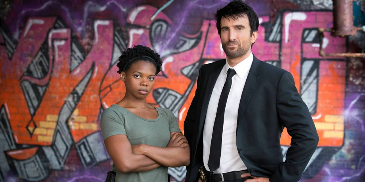 "PlayStation estrenó su serie ""Powers"""