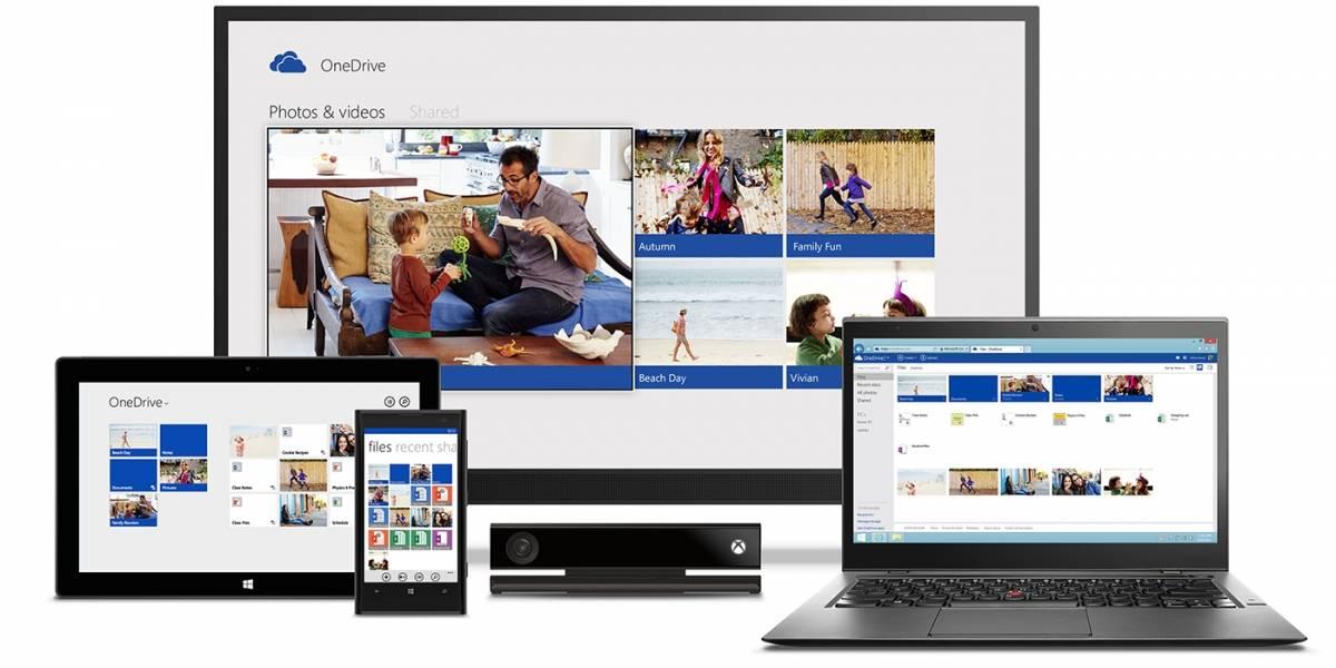 Microsoft está regalando hasta 200 GB en OneDrive
