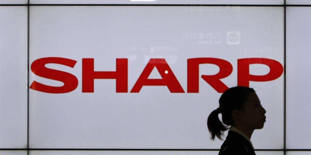 Sharp reporta las pérdidas más grandes en sus 100 años de historia