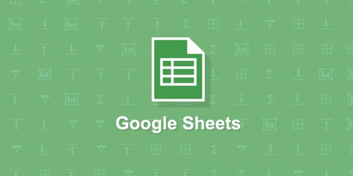 Hojas de cálculo de Google Drive se podrán editar offline