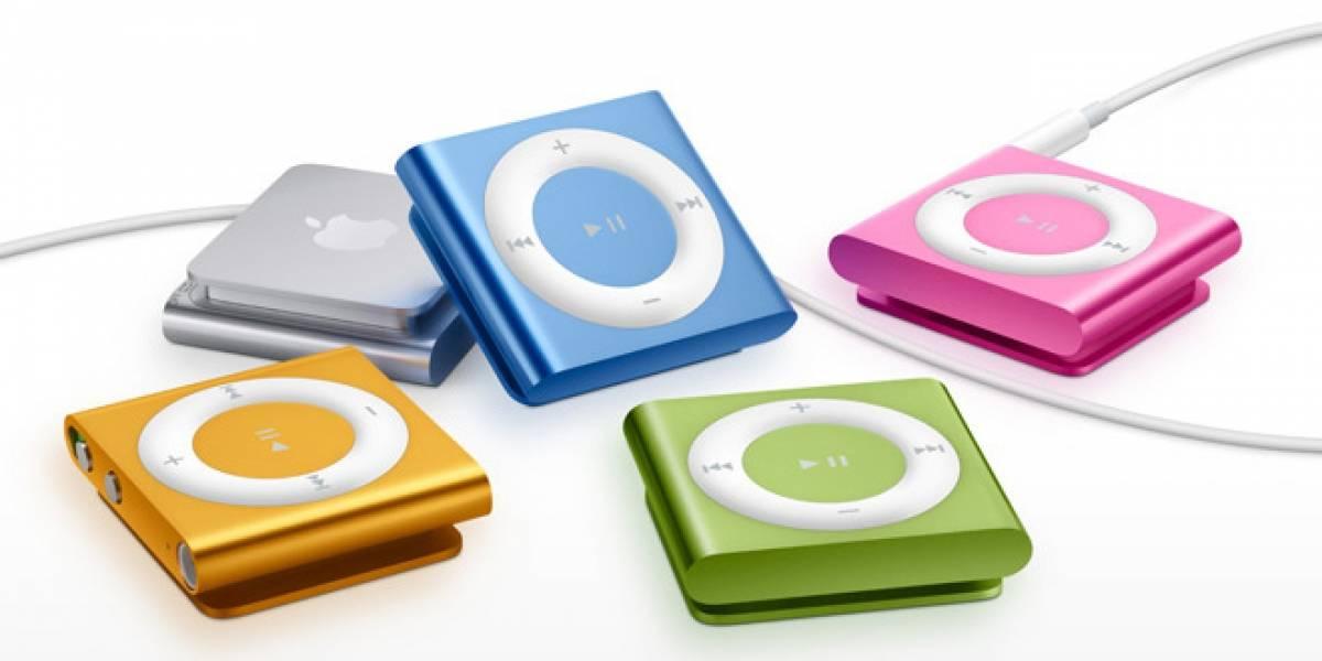Futurología: Apple dejaría de fabricar los iPod Shuffle y Classic