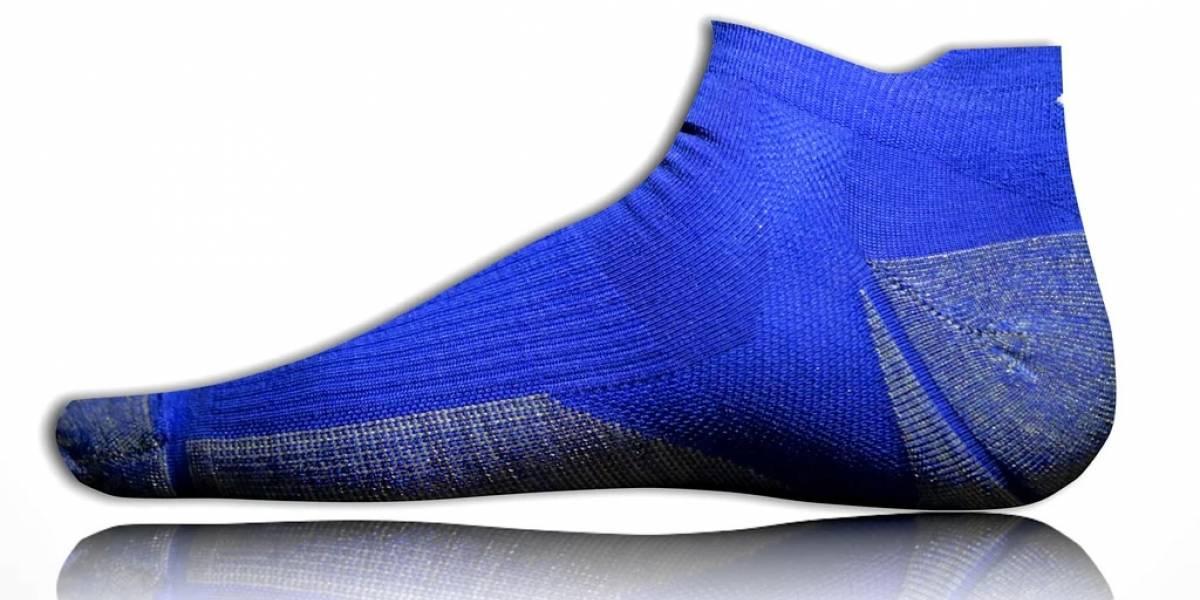 Estos calcetines inodoros fueron un éxito en Kickstarter