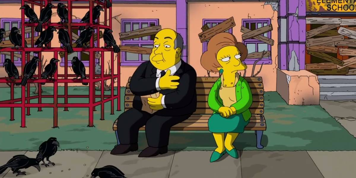 Los Simpsons versión Guillermo del Toro, y los mejores trailers de la semana