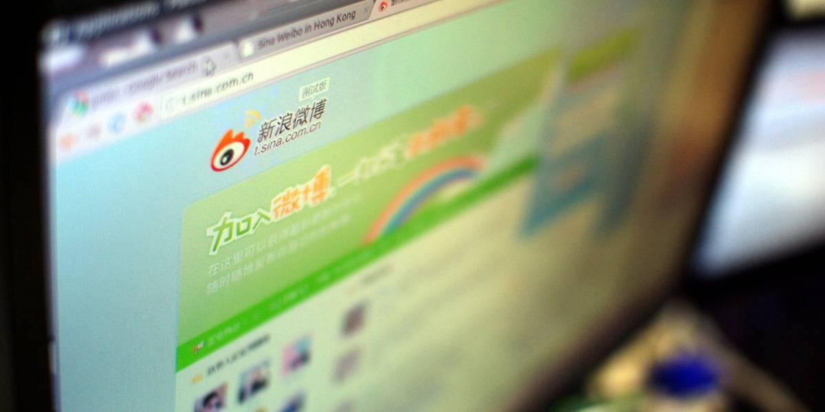 Red social china Weibo entraría a la bolsa en EE.UU.