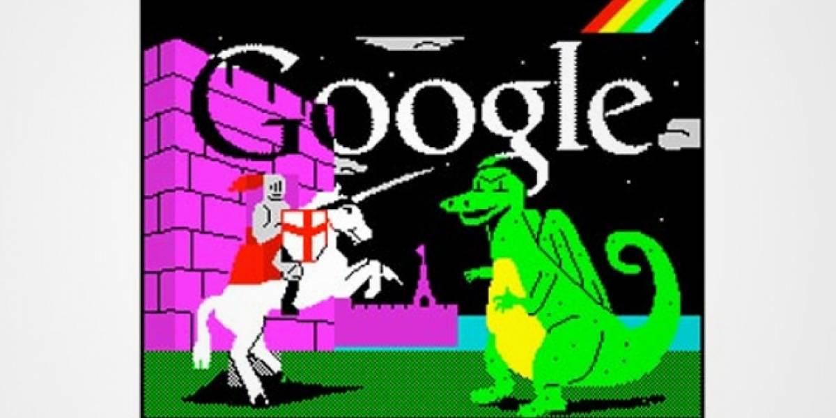Sinclair ZX Spectrum cumple 30 y recibe un doodle de cumpleaños