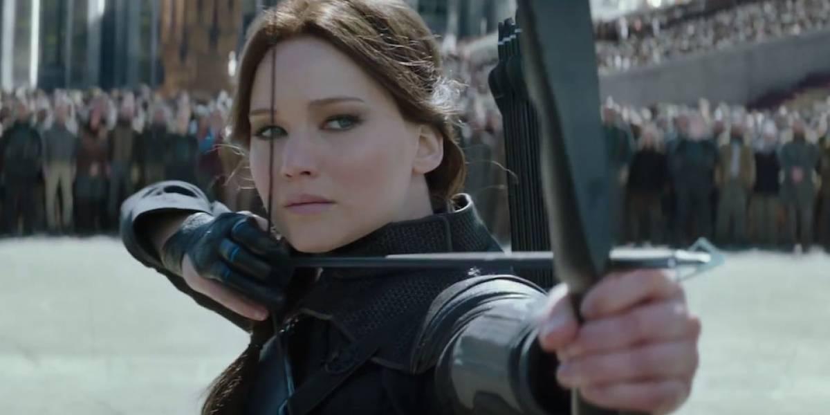 Este es el tráiler final de  The Hunger Games - Mocking Jay Part 2