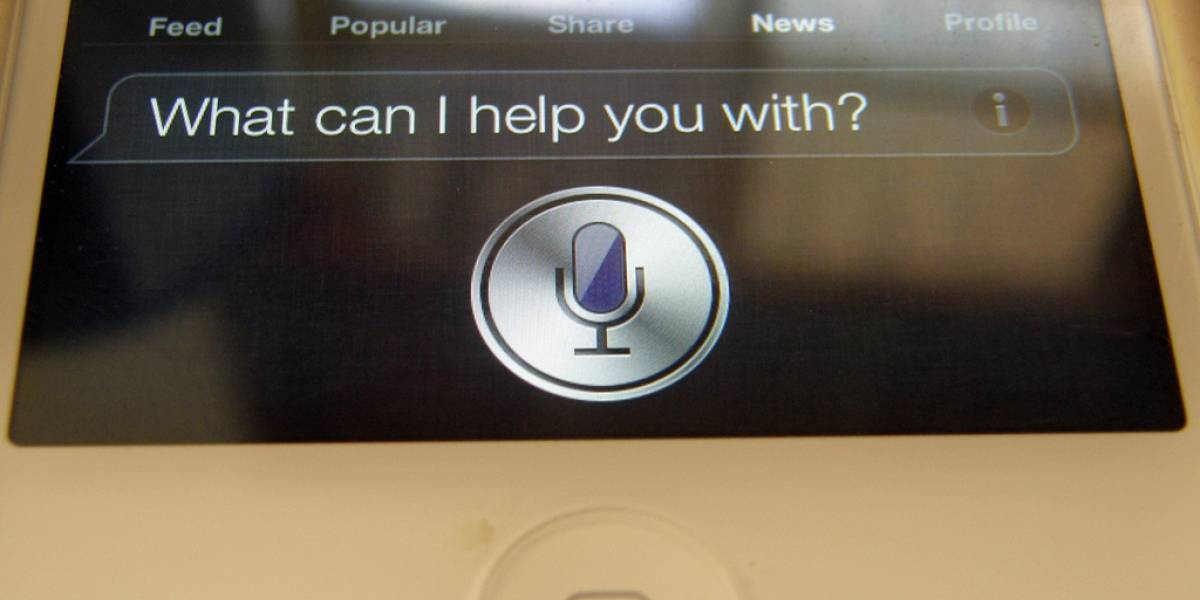 Apple demanda a agencia gubernamental china por patente de Siri