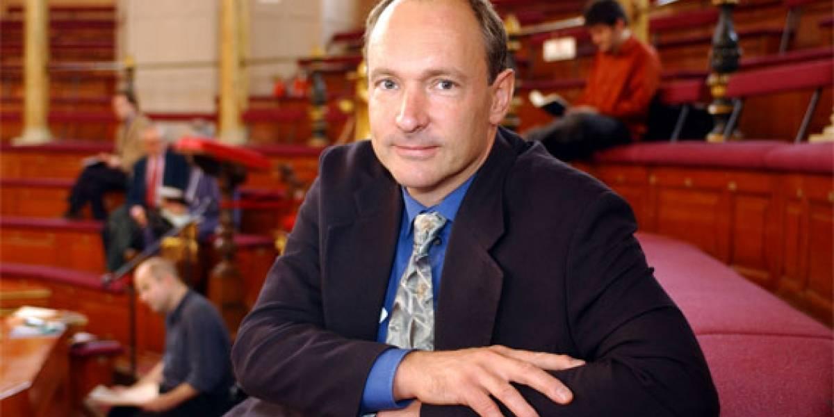 Sir Tim rechaza el seguimiento en internet