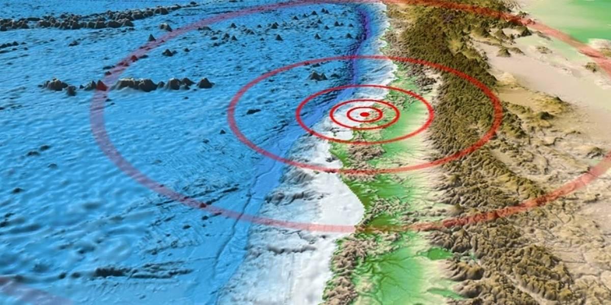 Chile: Zonas costeras se elevaron hasta 2,5 metros tras el terremoto