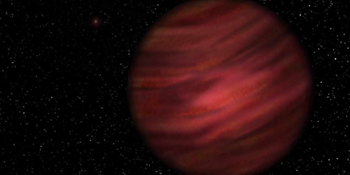 Descubren el sistema solar más grande que se haya conocido