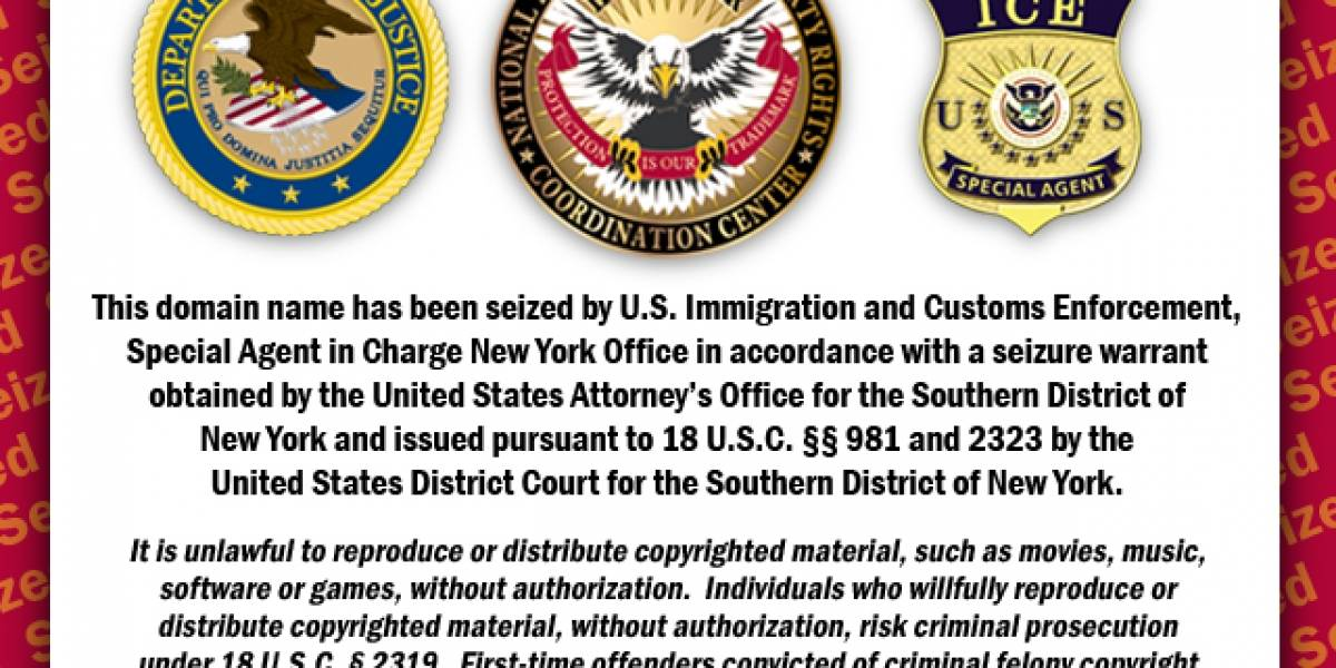 Estados Unidos pide la extradición del administrador inglés de una web de descargas