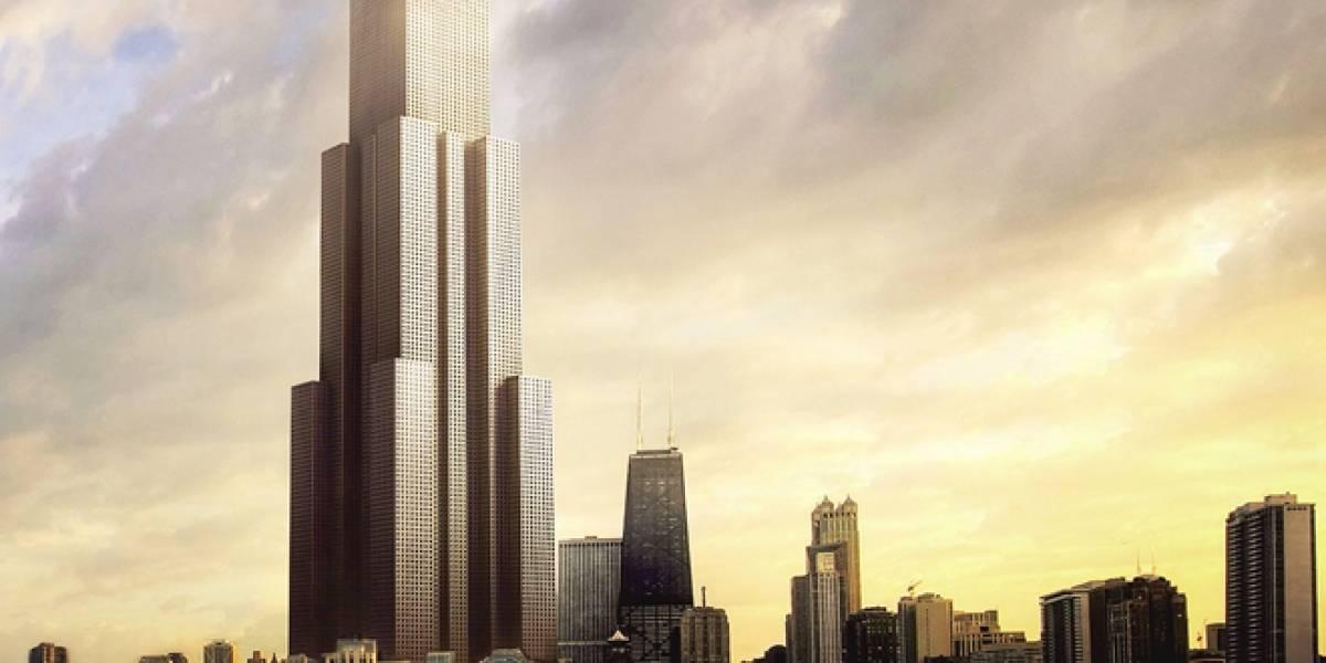 El nuevo edificio más alto del mundo estará listo a fin de año