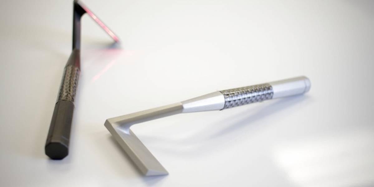 La afeitadora láser de Kickstarter podría ser un fraude