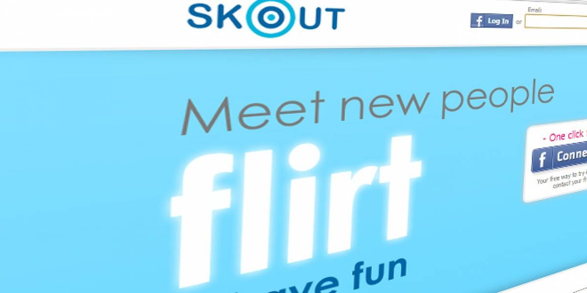 Skout, busca una cita a ciegas desde tu smartphone [FW Startup]