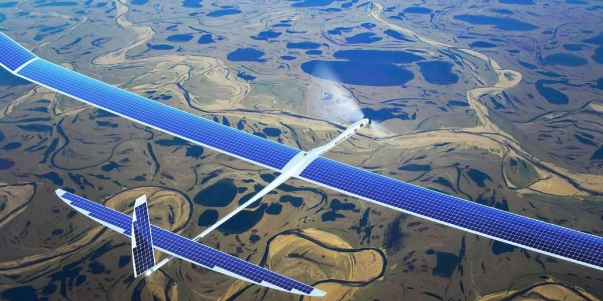 Google planea llevar Internet a todos los rincones del mundo con drones solares