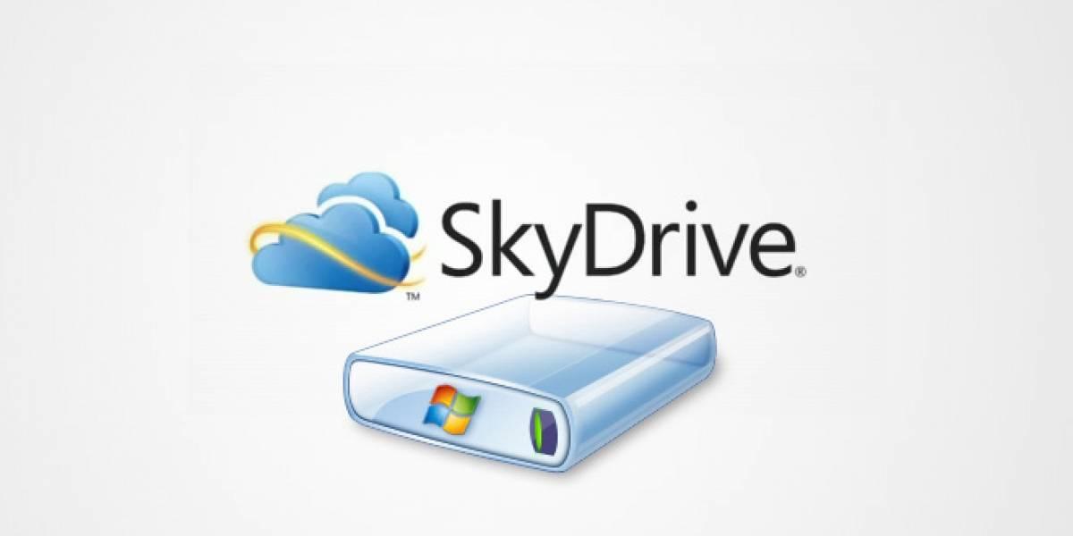 Microsoft lanza aplicación de SkyDrive para Mac OS X y Windows