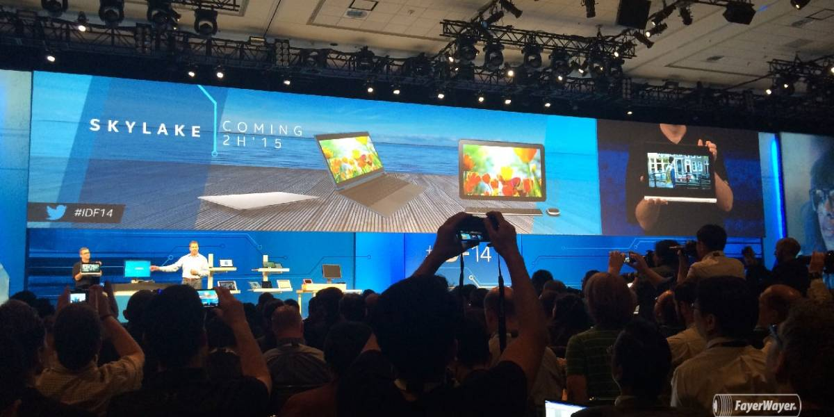 El próximo PC de Intel no usaría cables #IDF14